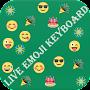 Live Emoji Keyboard 😍