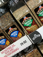 Photo: As someone who was born and raised in Montreal, I don't understand why they call it Montreal steak / chicken seasoning! Something to wonder, I guess :)