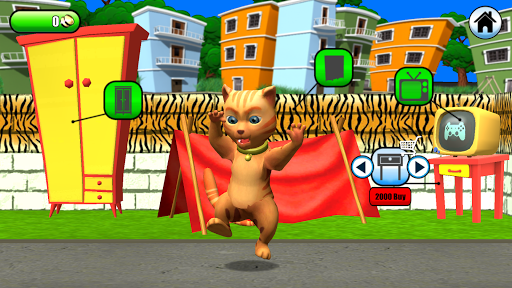 Talking Cat Leo: Virtual Pet 3.0 screenshots 6