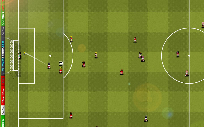 Tiki Taka Soccer Screenshot 4