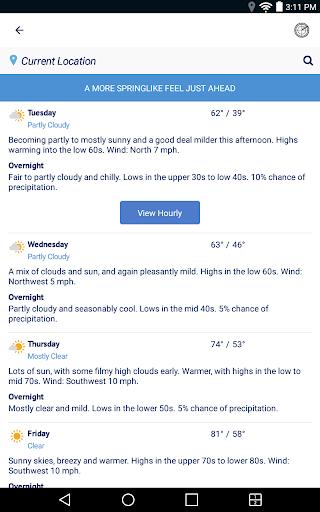 WRAL Weather screenshot 17