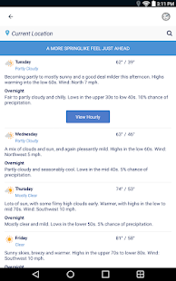 WRAL Weather APK image thumbnail 16