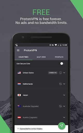 ProtonVPN screenshot 6
