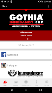 Gothia Innebandy Cup- screenshot thumbnail