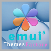 Theme Light Bloom P10 for Huawei EMUI 5/5.1