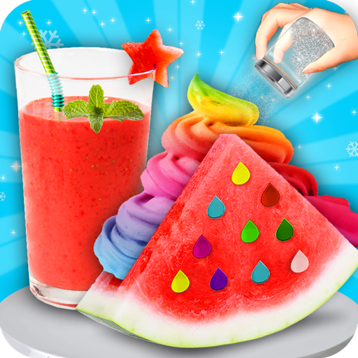 DIY Watermelon Treats Game! Ice Cream & Juice Chef Android APK Download Free By Nafay Games