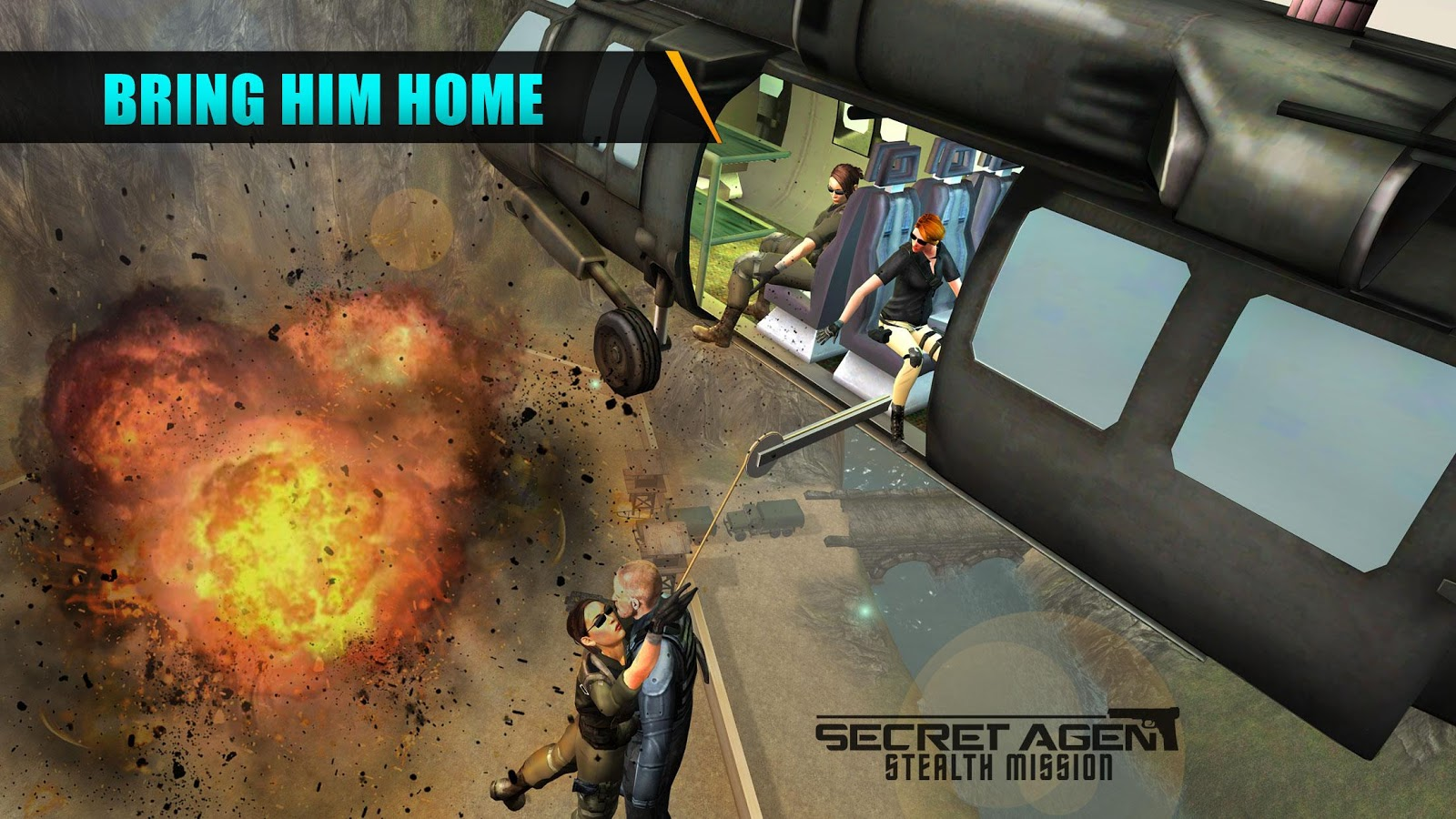 Agent Combat Free Download Game for PC