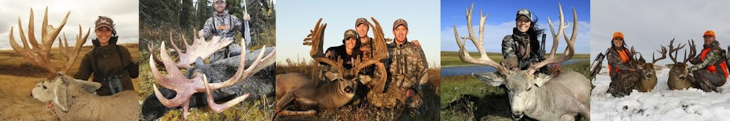LIVE 2 HUNT with Cody and Kelsy Banner