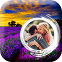 Nature & Flowers Photo Frames icon