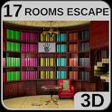 3D Escape Games-Puzzle Library icon