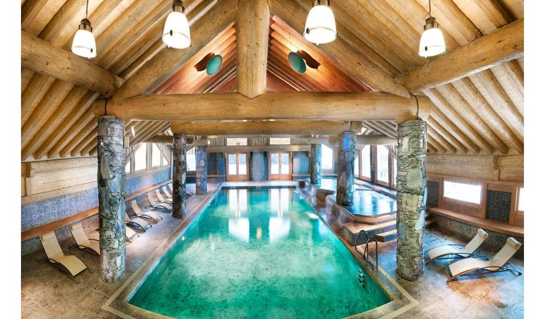 Appartement avec piscine La Rosière