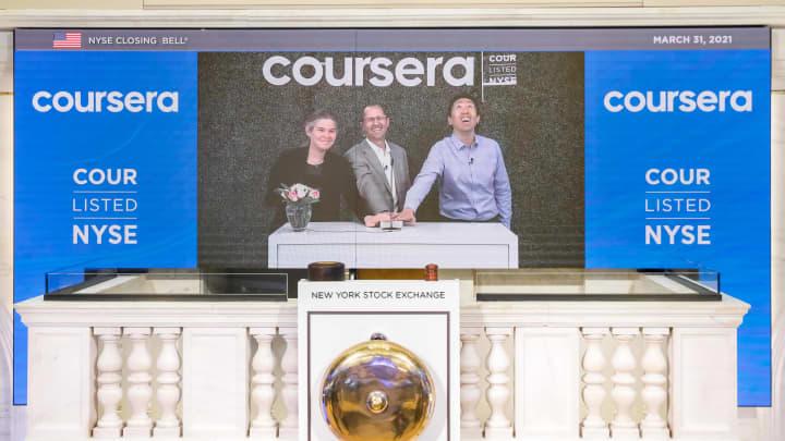 Coursera IPO