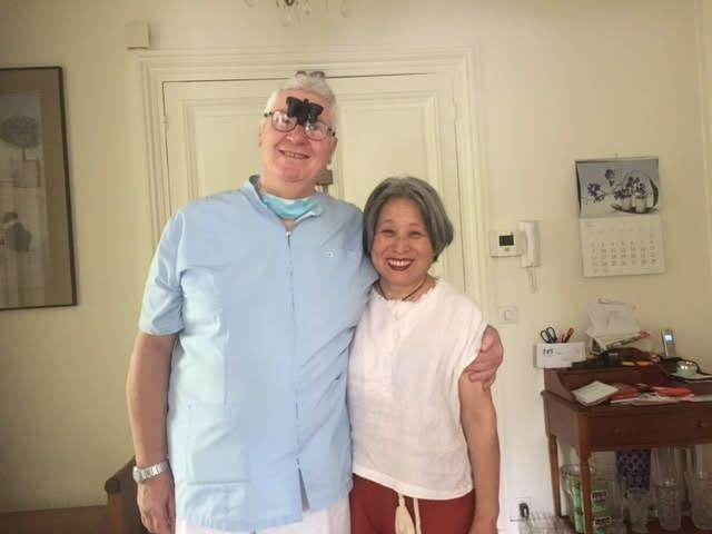 パリ.日本語.病院,旅行,保険,フランス,Dr. Jean-Paul Muller ジャン=ポール・ミュラー医師 歯科