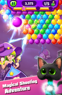 pop witch shooter - náhled