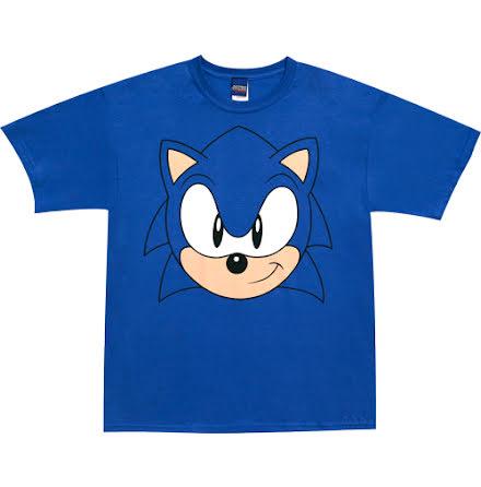 T-Shirt - Sonic Face