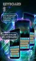 Screenshot of Keyboard Themes Color