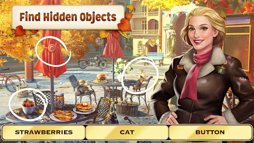 Pearl's Peril - Hidden Object Game filehippodl screenshot 1