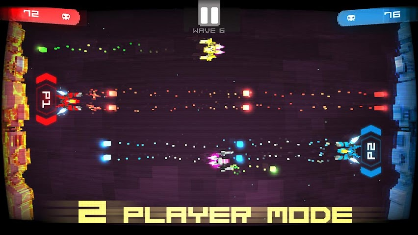 android Twin Shooter - Invaders Screenshot 12