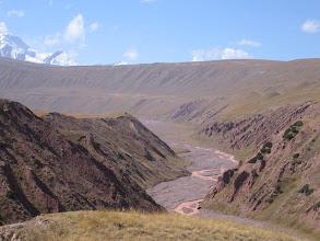 Photo: Kurumdy, Kyzyl-Su, Red canyon