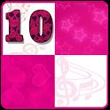Piano Tiles 10 Girls icon