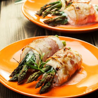 Cordon Bleu Stuffed with Asparagus