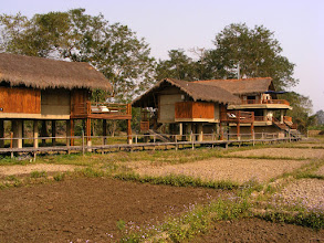 Photo: Diphlu Lodges near Kaziranga in Assam