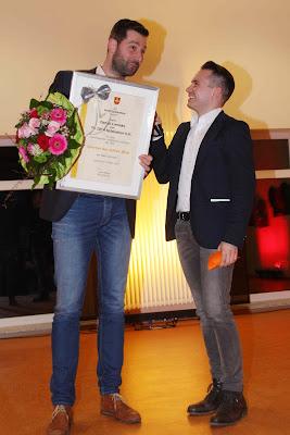 Daniel Lieneke ist Sportler des Jahres in Salzkotten