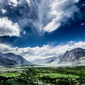 earth song by Jayanta Roy - Landscapes Mountains & Hills