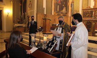 En imágenes: Toma de posesión de la Junta de Gobierno del Santo Sepulcro