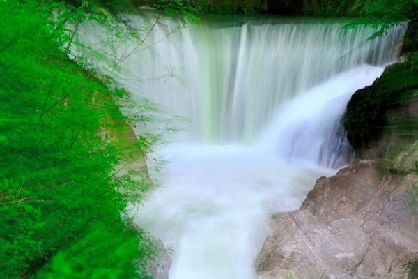 Cascata e natura di sashab