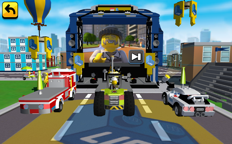 Lego City: My City Play Game online kiz10.com - KIZ
