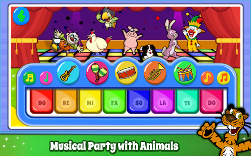 Baby Piano Games & Music for Kids & Toddlers Free 3.0 screenshots 4