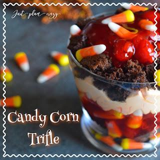 Candy Corn Trifle.