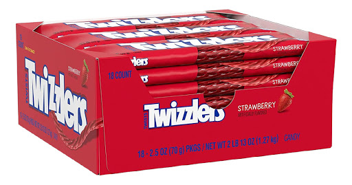 Twizzlers Twist 18-Count Box Just $10.84 Shipped on Amazon (Regularly $16.30) + More Candy Deals