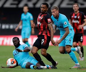 Tottenham, met Alderweireld én Vertonghen in de basis, verliest dure punten tegen voorlaatste in de stand