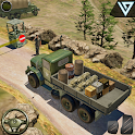 Offroad Pickup: Cargo Truck Simulator 3D icon