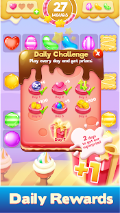 Toons Toy Blast Crush puzzles-pop the cube- screenshot thumbnail