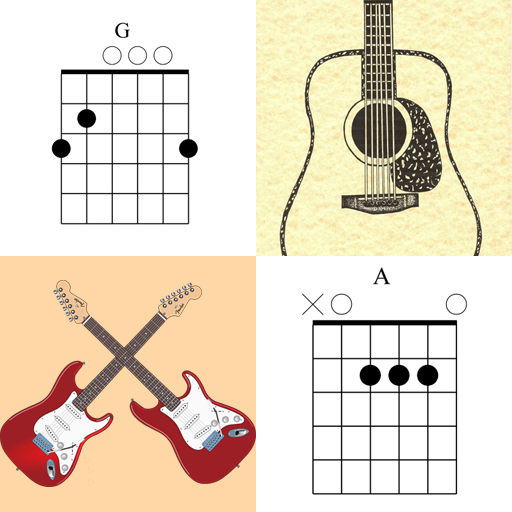 Guitar Chords for Beginners app (apk) free download for Android/PC/Windows