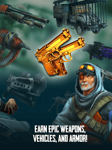 Zombie Slayer: Survival apkpoly screenshots 15