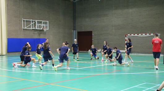 Inagroup Mabe Ejido Futsal arranca su participación en la Copa de Andalucía