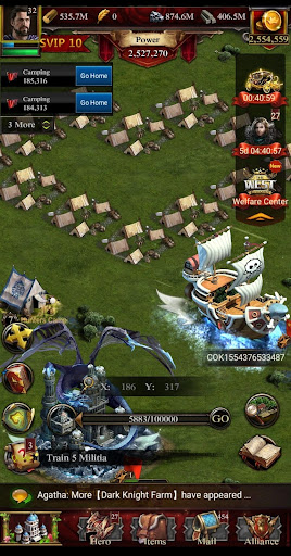 Clash of Kings:The West screenshots 6