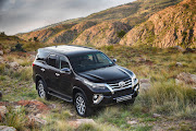 2017 Toyota Fortuner 2.8GD-6 RB (A)