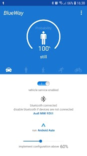 BlueWay Smart Bluetooth Screenshot