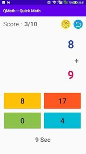 QMath – Quick Math 5