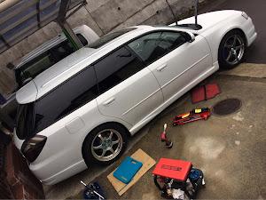 レガシィツーリングワゴン BP5 GT スペックB  2005年7月のカスタム事例画像 Garage555さんの2019年11月23日22:04の投稿