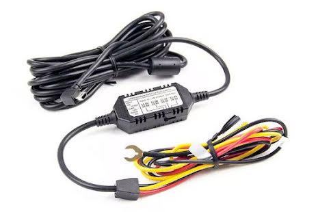 VIOFO strømkabel for fastmontasje