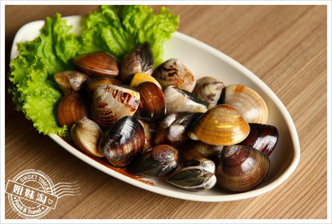 雄出沒岩燒生蠔熱炒餐廳-文蛤