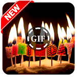 Happy Birthday GIF 2017 Icon