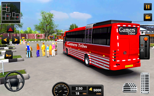 City Coach Bus Driving Simulator: Driving Games 3D 1.1 screenshots 8