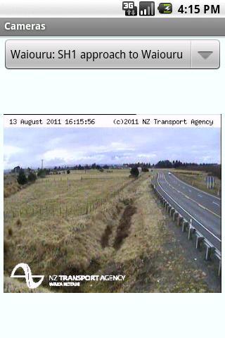 NZRoadInfo screenshot 2